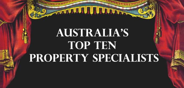Australia's Top Ten Property Specialists