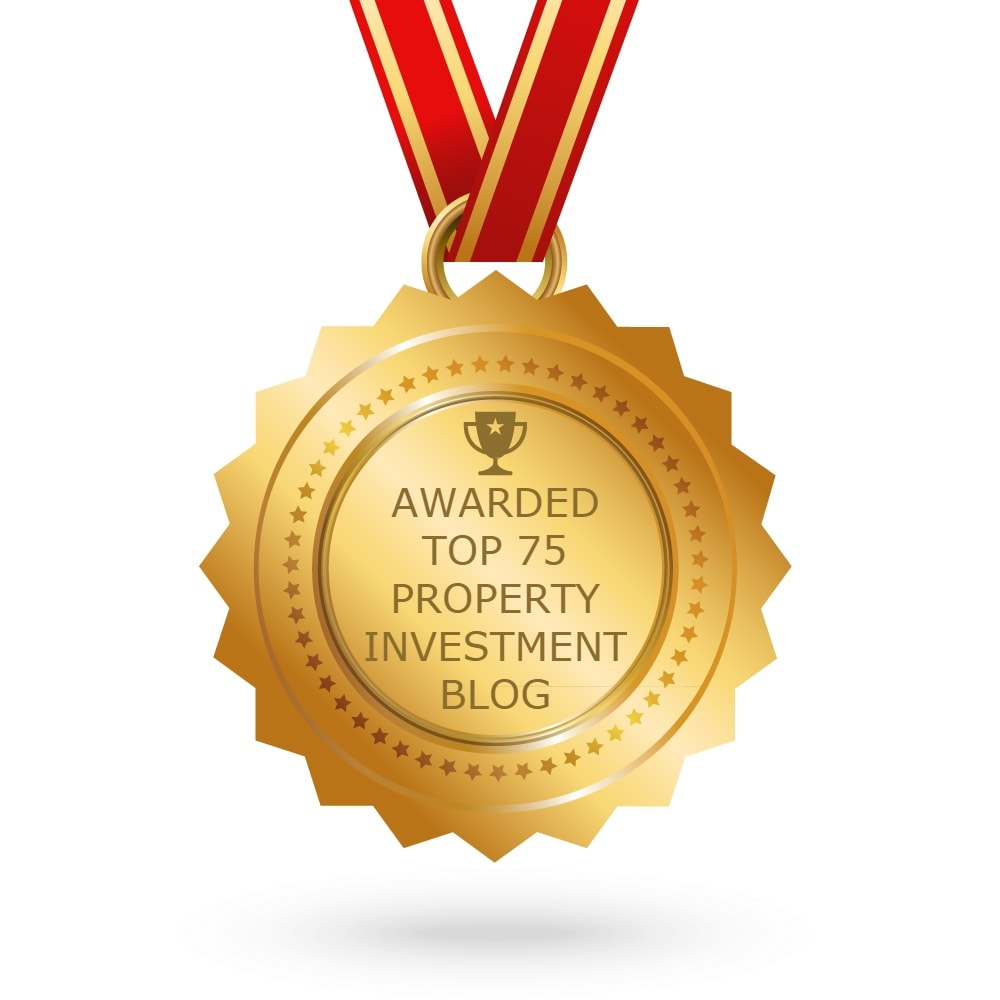 Awarded Top 75 Property Investment Blog
