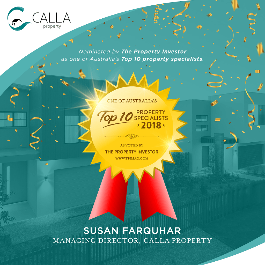 Top 10 Property Specialists 2018