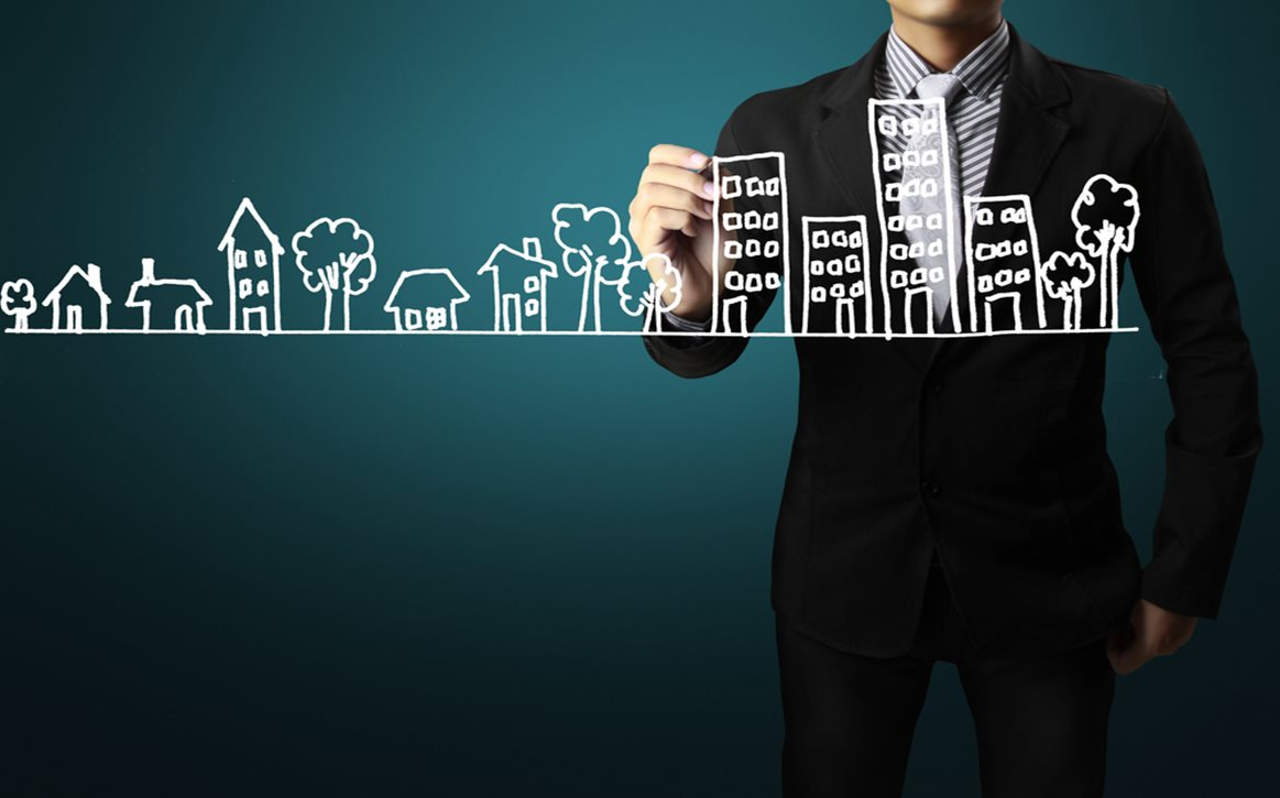 What property strategy is increasing in popularity