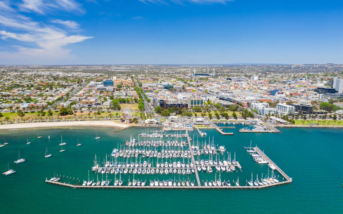 Geelong is expanding into a 'new economy'