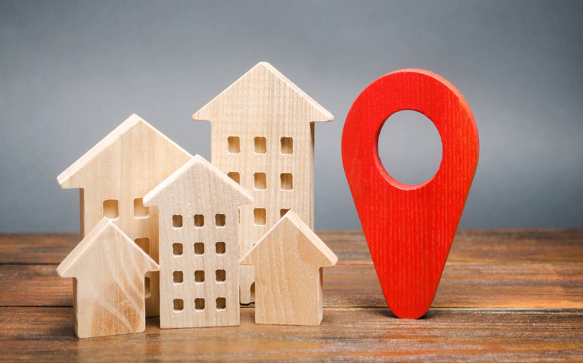 finding the right location to invest in